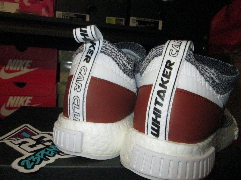 Verkauf adidas nmd - - - racer whitaker auto club monaco ac8233 neuen weiß - schwarz 427555