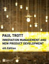 Innovation Management and New Product Development 4th Edition
