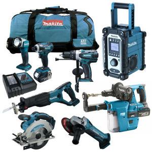 MAKITA-DHR243RMJV-Akku-Kombi-Bohrhammer-DX02-im-12tlg-18V-Profi-Werkzeug-Set