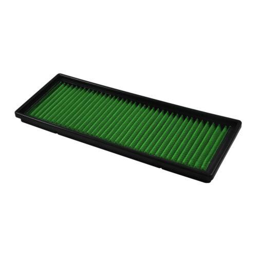 2 Required Green Filter 09-14 Mercedes-Benz G500 5.5L V8 Panel Filter