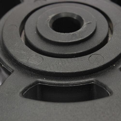 Riemenscheibe Keilriemenscheibe Ersatz 10x95mm Teile Universal Für Fitnessgeräte