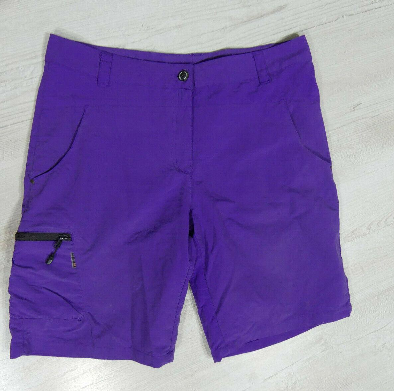 Icepeak Damen Hose Kurze Shorts Größe 40 kurz (#597)
