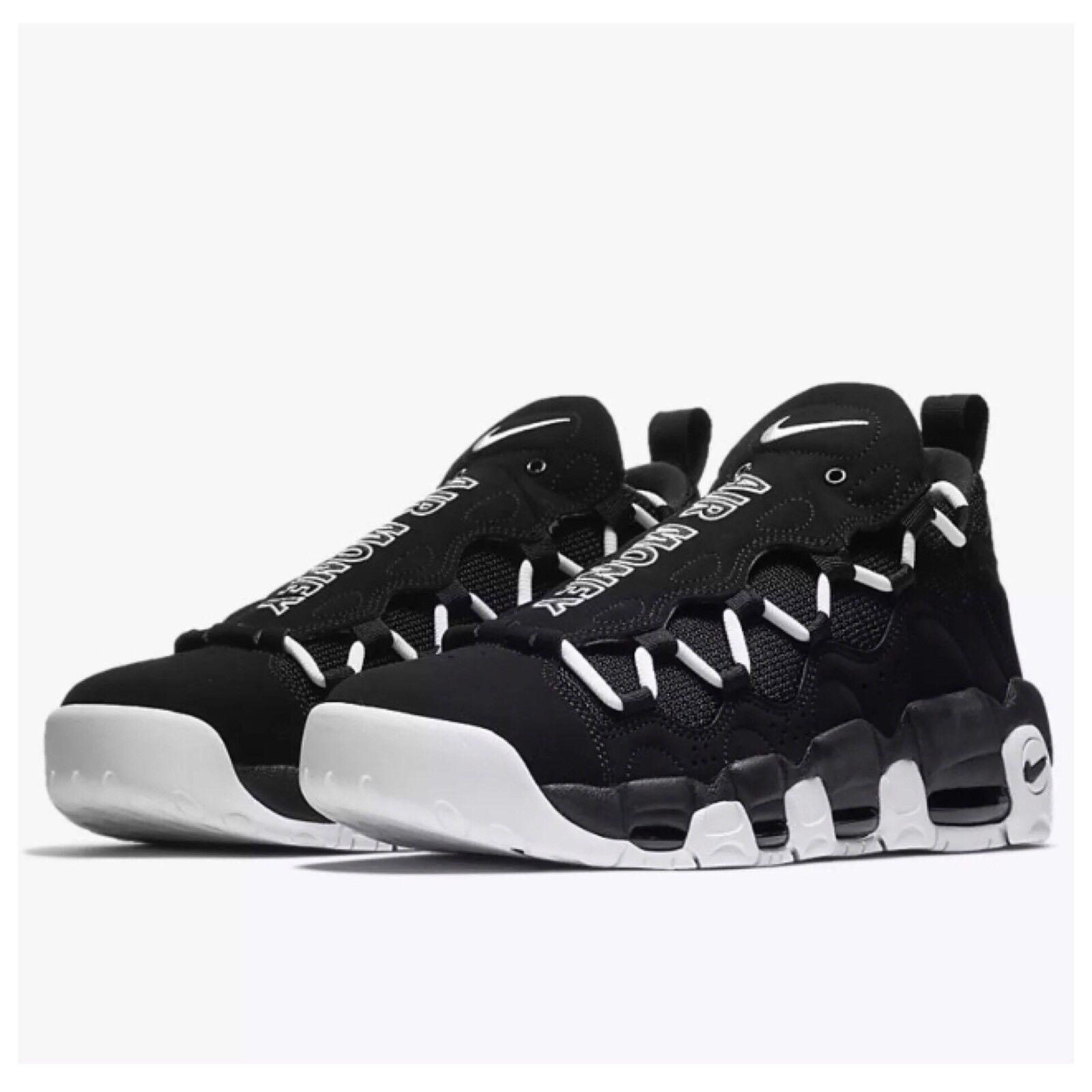 Nike SZ Air más dinero de nosotros los hombres SZ Nike [aj2998-001] Negro / Blanco-Negro 42043b
