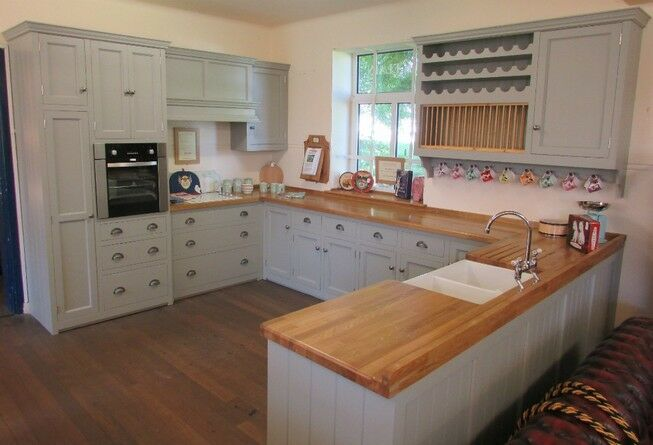 Kitchen Cabniets- Free Standing - Solid Wood Units -See web Site