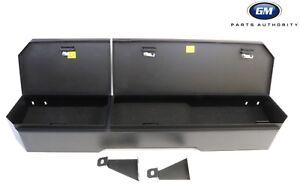 2007-2018 Silverado Sierra Crew Cab Underseat Storage Lock ...