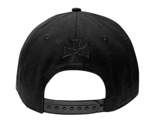NEW /& OFFICIAL! Motorhead /'Logo /& Warpig/' Snapback Cap