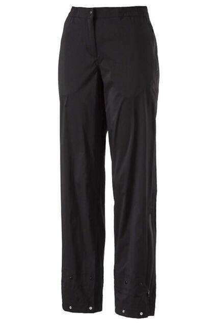 Womens Puma Storm Pant Golf Pants Black StormCell Waterproof SZ S ( 572294  01) f15b38cdef