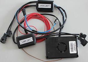 genuine audi q7 led rear tail lights facelift wiring ecu. Black Bedroom Furniture Sets. Home Design Ideas