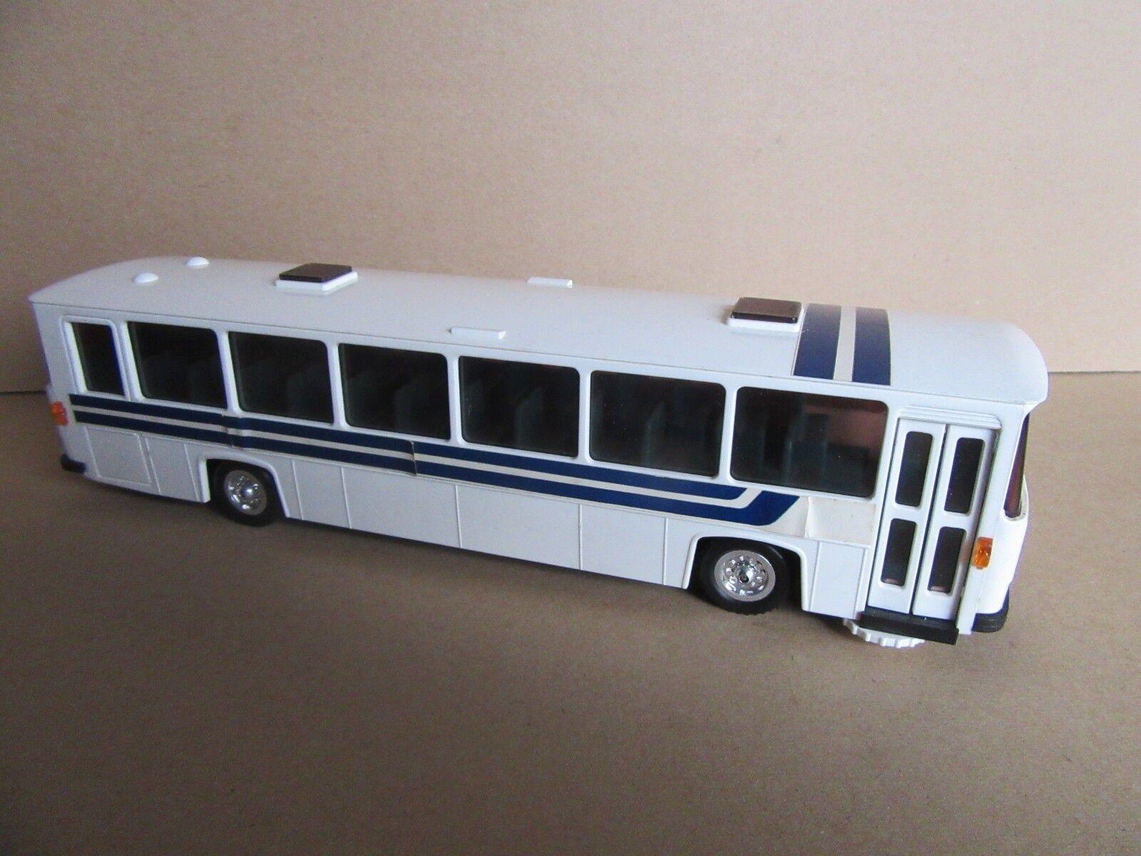683H Jouet Mont bianca Bus Saviem E7 L 1 43