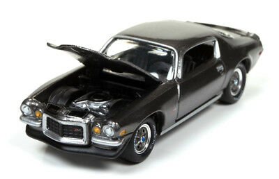 1//64 JOHNNY LIGHTNING MUSCLE SERIES 3 1970 Chevrolet Camaro Z28 in Shadow Gray P