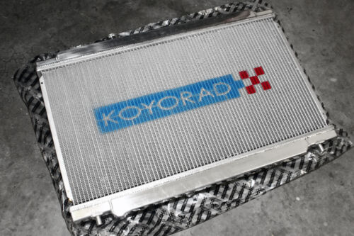 KOYO RACING ALUMINUM RADIATOR FOR 1994-2001 ACURA INTEGRA 1.8L B18B1 B18C1 B18C5