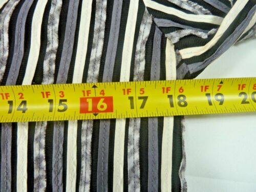 Koncept Striscia nastro testurizzata Grigio B Kareer Zip Jacket w 6 di Top Womens Geometrica dxXXvq8