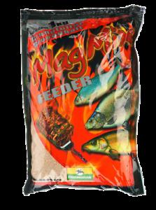 CORMORAN Grundfutter Magmix Futtermix Feeder 1kg