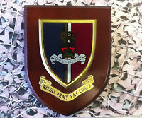 Regimental Plaque / Shield - Royal Army Pay Corps RAPC