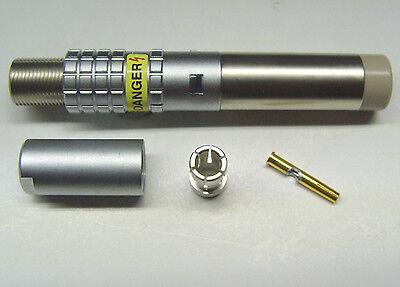 LEMO Größe 1Y Kabel Stecker 10 KV Hochspannung (f) FFA.1Y.410.CTLC62 , gebraucht