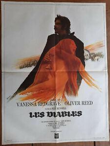 Plakat Les Teufel Ken Russell Oliver Reed Vanessa Redgrave 60x80cm