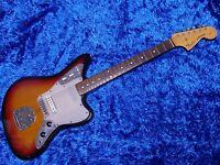 Fender Japan JG66 JAGUAR Sunburst jg66 MIJ N serial 1993-1994 fujigen 150704