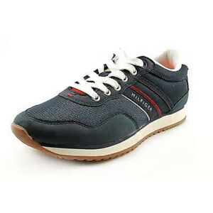 7390229446d8 Image is loading TOMMY-HILFIGER-MARCUSDBLFB-MARCUS-Mn-039-s-M-Navy-