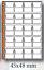 fogli-SINGOLI-per-raccoglitore-UNI-MasterPhil-rinforzati-collezione-monete miniatura 5