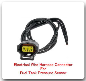 3 Wire Harness Pigtail Connector For Fuel Tank Pressure Sensor AS189  Wire Harness Connector on 3 wire wiring harness, 3 wire power connector, 3 pin connector, 3 hose connector, screw terminal connector, 3 terminal connector, 6 pin wire connector,