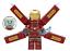 MINIFIGURES-CUSTOM-LEGO-MINIFIGURE-AVENGERS-MARVEL-SUPER-EROI-BATMAN-X-MEN miniatura 133