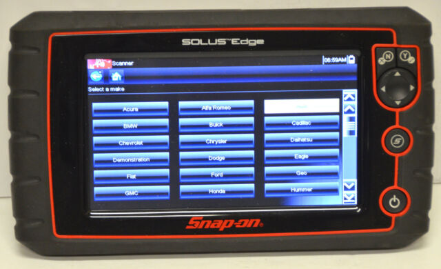 Snap-on Solus Edge Eesc320 Version 18 2 Domestic Asian European
