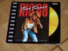 Musik Laserdisc: Tina Turner - Rio 88