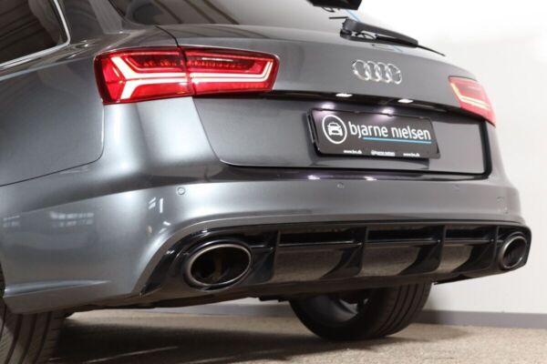Audi RS6 4,0 TFSi Avant quattro Tiptr. Van - billede 5