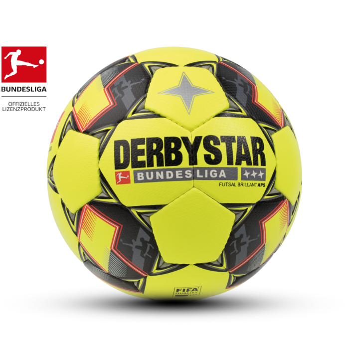 Derbystar Derbystar Derbystar Bundesliga Futsal Brillant APS, Größe 4 29613a