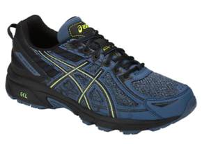 aa5f9b7972 ASICS GEL-VENTURE 6 Trail Running Marathon Shoes Sneakers Authentic ...