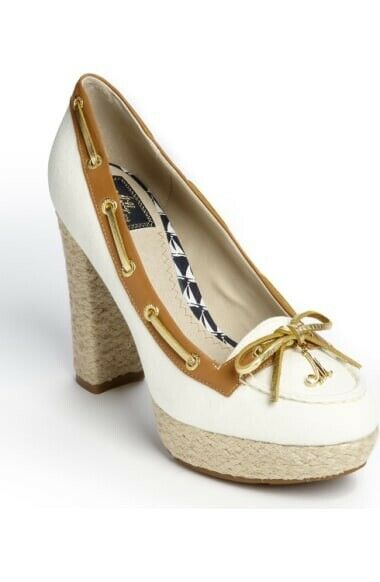 Milly pour Sherry Top-Sider Espadrilles