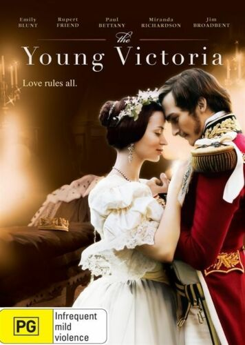 1 of 1 - The Young Victoria  R4 DVD