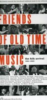 Various Artists - Friends Of Old Time Music: Folk Arrival 1961-1965 [new Cd] Box on Sale