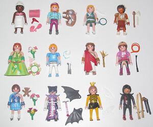 Playmobil-Figurine-Serie-14-Femme-Personnage-Accessoires-Modele-au-Choix-NEW