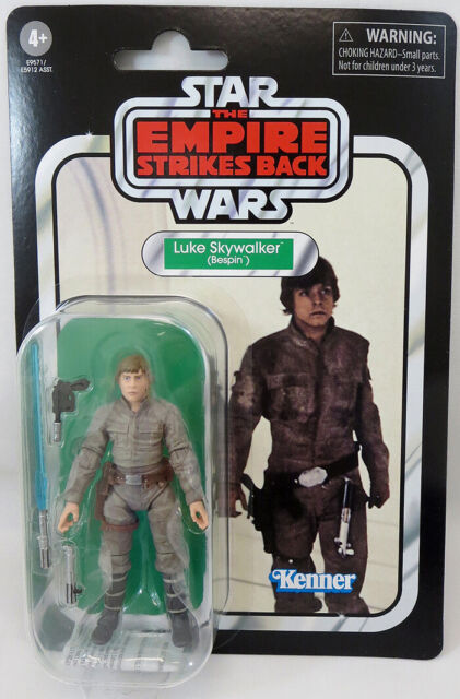 """Star Wars The Vintage Collection 3.75""""Figure VC04 Luke Skywalker Bespin In STOCK"""