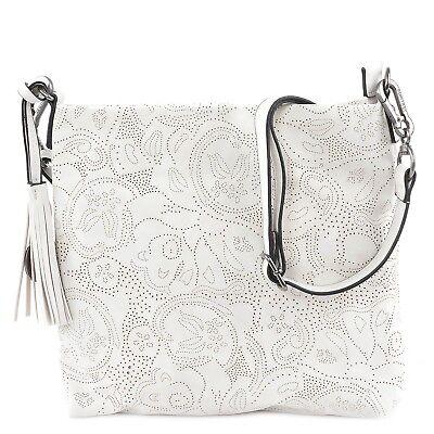 SURI FREY TASCHE - Beauty - Top Zip Bag - Offwhite