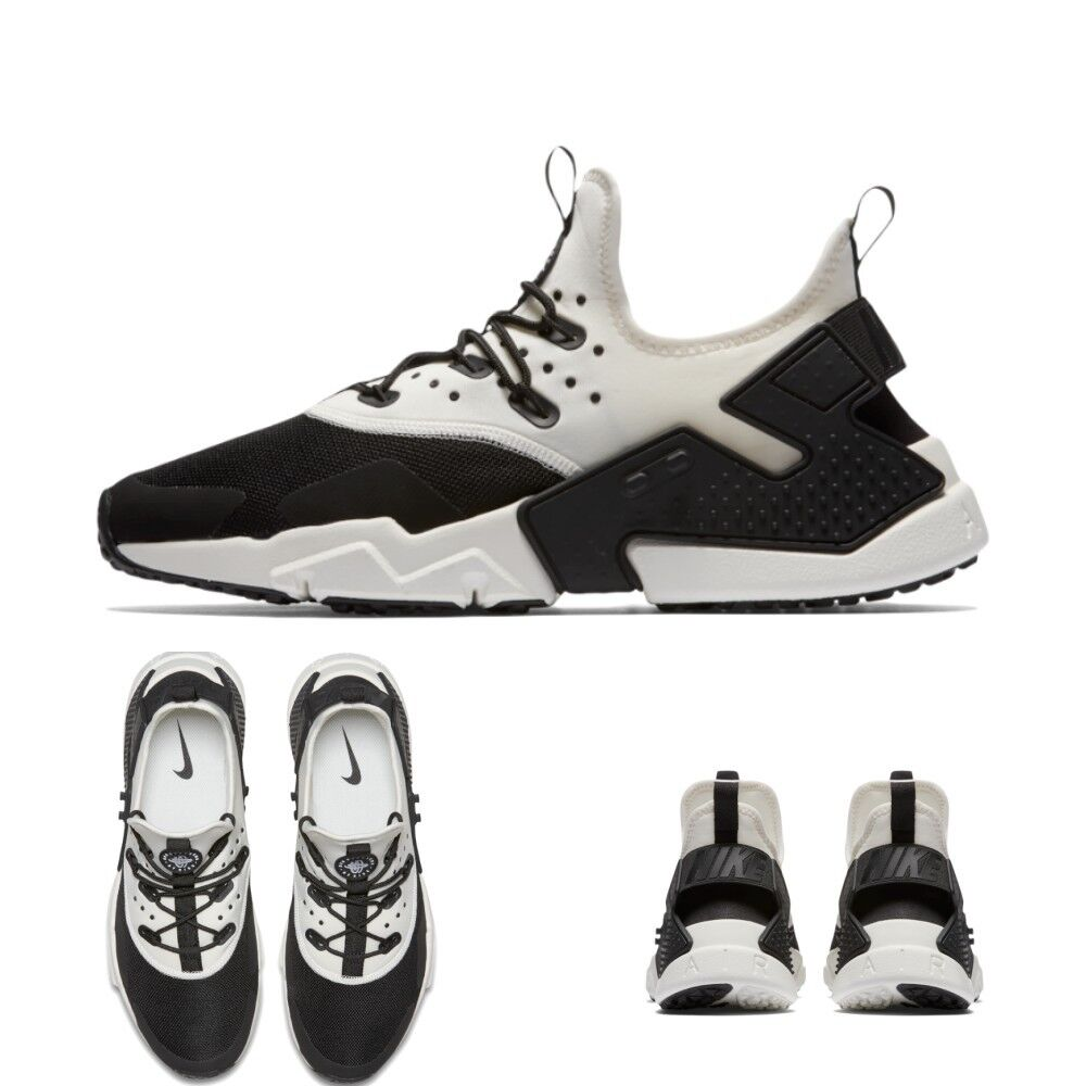 Nike Air Huarache Drift Running Shoes AH7334-002 Sz 10 100% Authentic