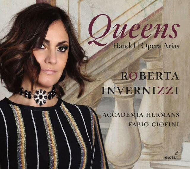 Roberta Invernizzi Accademia Hermans Fabio Ciofini Queens (2017) CD Neuf/Scellé