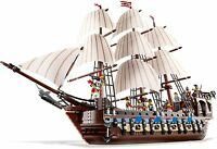 Lego 10210 Pirates Imperial Flagship Huge Ship Sealed Brand In Box