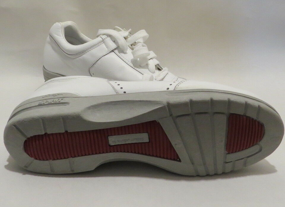 femmes EASY SPIRIT MACH I blanc CASUAL WALKING chaussures-Taille 7 2A