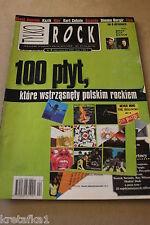 Tylko Rock 4/1999 Dead Can Dance, Skunk Anansie, Kurt Cobain