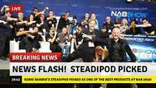 SteadiPod BEST Camera Stabilizer EVER! (CREATED BY EMMY AWARD WINNER)