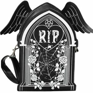 Banned-RIP-Winged-Tombstone-Gravestone-Gothic-Spooky-Sleepwalker-Backpack-Bag