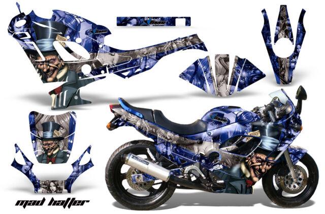 AMR Racing Graphic Kit Suzuki GSX 750F Katana 89-94 Street Bike Decal Wrap MH BS