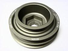VMS Racing Light Weight Aluminum Crankshaft Pulley 99-00 Civic Si 94-01 Integra