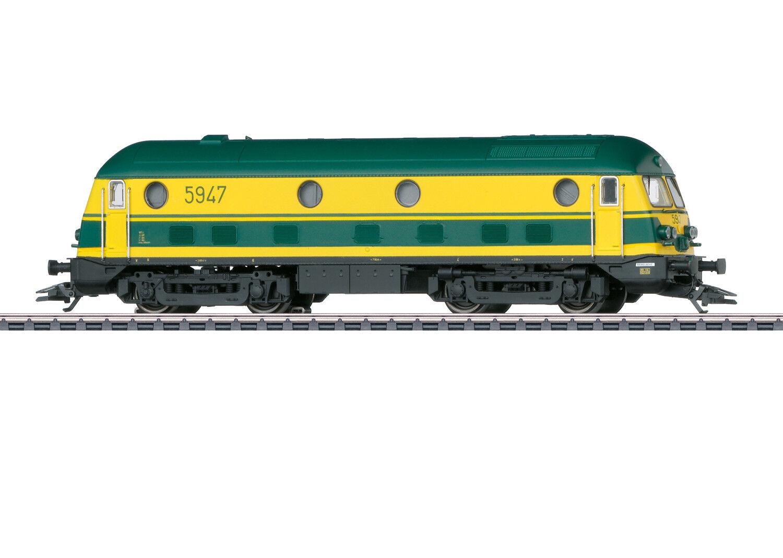 Märklin H0 37277 Diesellokomotive Serie 59 der SNCB