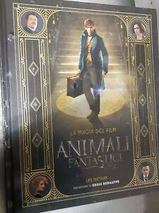 Details Sur Housse Livre La Magie Du Film Animaux Fantastiques Et Ou Les Trouver Ian Nathan