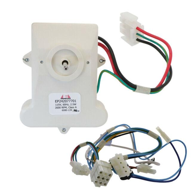 Frigidaire Refrigerator Blower Motor 242077701