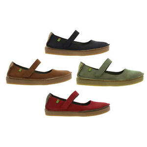 El Naturalista N5041 Rice Field Womens Leather Mary Jane Shoes Size ... 05f8e60b39b