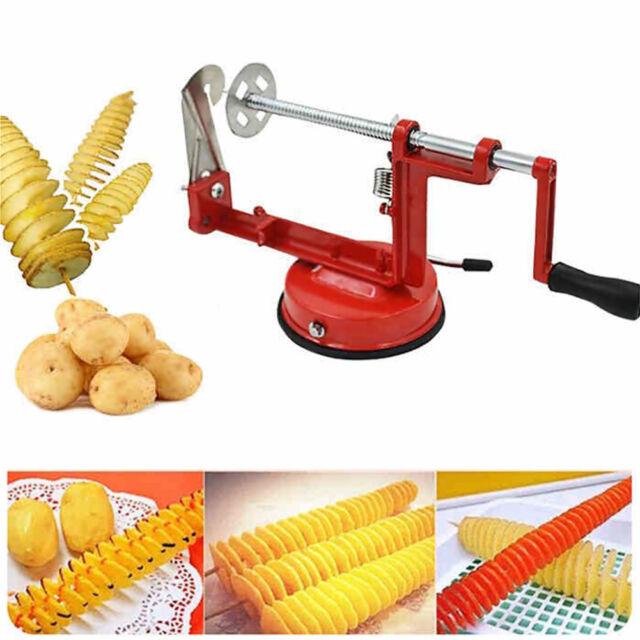 Rotating Machine Manual Magic Roller Spiral Radish Potato Spiral Cutter